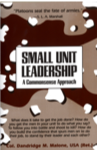 Book Small Unit Leadership